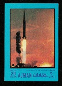 Space, 2 Dirhams (T-8919)