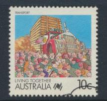 Australia SG 1116 - Used  PO Bureau Cancel