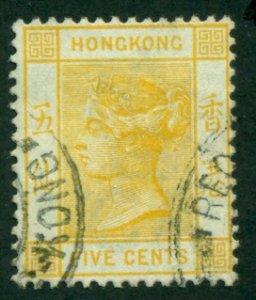 Hong Kong 1900 #41 U SCV (2018) = $8.00