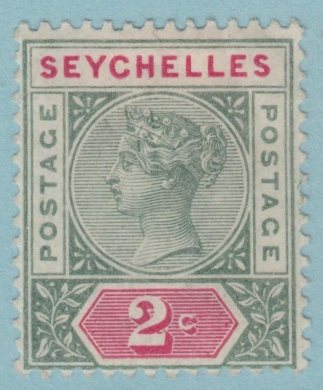 SEYCHELLES 1  MINT HINGED OG *  NO FAULTS EXTRA  FINE !