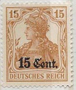 France. German Occupation N19 m