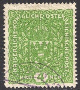 AUSTRIA SCOTT 174