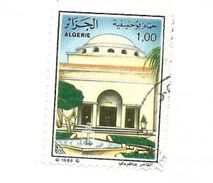Algeria 1988 - Scott #869