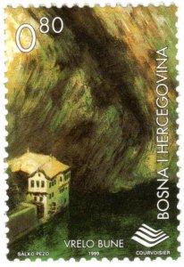 Bosnia-Herzegovina Scott 331 (1991; World Environmental Protection Day)
