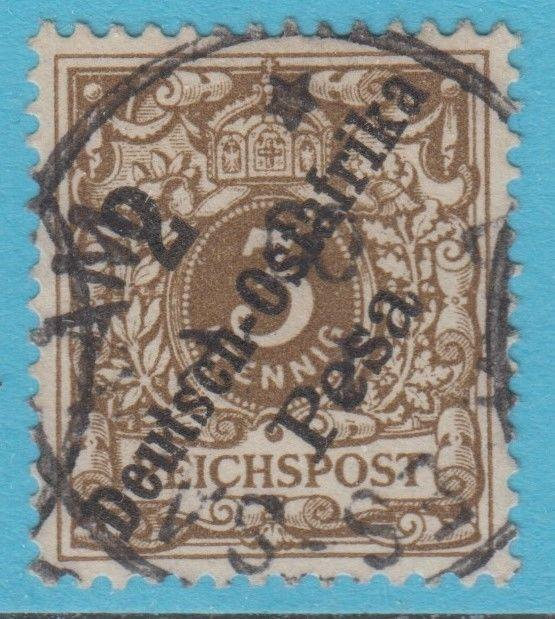 GERMAN EAST AFRICA 6  NO FAULTS EXTRA FINE