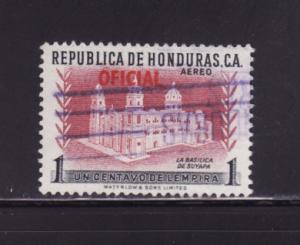 Honduras CO69 U Basilica  of Suyapa (C)