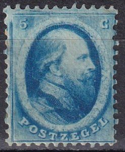 Netherlands #4 F-VF Unused CV $300.00 (Z6097)