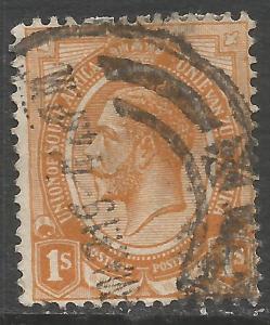 SOUTH AFRICA 11 VFU K637-4