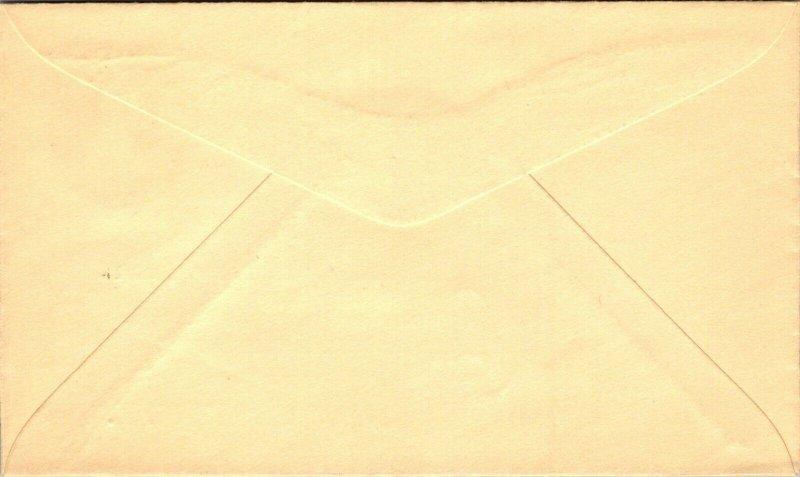 Guarantee Trust Company of NY unused postal stationery return envelope