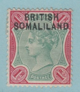 SOMALILAND PROTECTORATE 9 MINT HINGED OG * NO FAULTS VERY FINE!