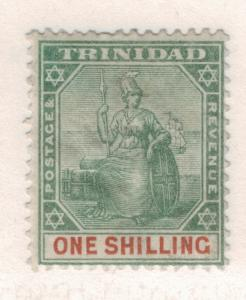 Trinidad Stamp Scott #85, Mint Heavily Hinged - Free U.S. Shipping, Free Worl...