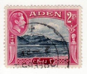 Aden #25 Used, CV $3.00   .....  0020030