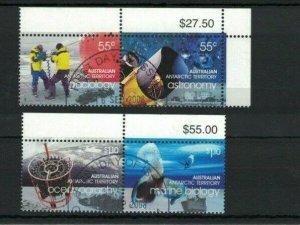 AAT109) Australian Antarctic Territory 2008 International Polar Year CTO/Used