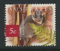 Australia SG 1622 Used   Flora Fauna Possam