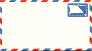 United Nations, New York, Postal Stationary