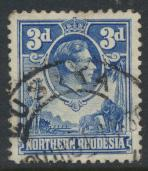 Northern Rhodesia  SG 34 SC# 34 Used - see details