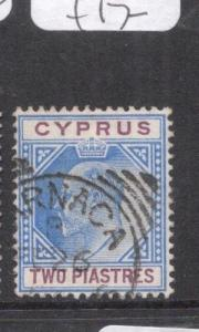 Cyprus SG 53 VFU (4dgu)