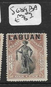 LABUAN (P0204B)  1C  MAN SG 89BA   MOG