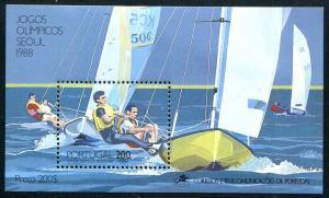 Portugal 1988 - Summer Olympic Games Seoul South Korea Sports - Sc 1745 MNH