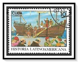 Caribbean #3465b Discovery Of America CTO