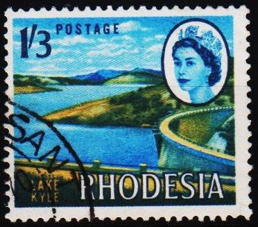 Rhodesia.1966 1s3d S.G.381 Fine Used