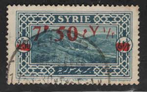Syria Scott 195 used stamp