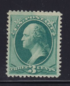 184 VF+ unused ( mint no gum ) with nice color cv $ 35 ! see pic !