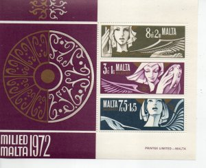 Malta B12a MNH ..