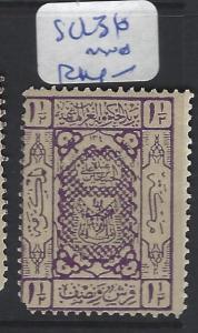 SAUDI ARABIA  (P2409B)  SC L36  MNH