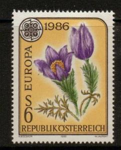 AUSTRIA SG2093 1986 EUROPA MNH