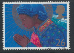 Great Britain  SG 2065  SC# 1835  Christmas   Used see detail and scan