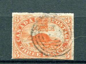 Canada #4d Used  F-VF