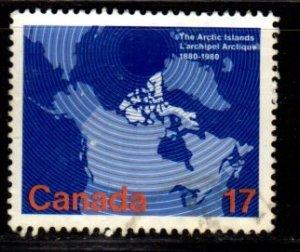 Canada - #847 Arctic Islands  Acquisition - Used