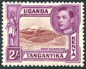 HERRICKSTAMP KENYA, UGANDA, TANGANYIKA Sc.# 81a Mint LH Scott Retail $39.00