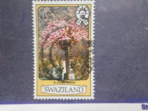 Swaziland #346 used 2019 SCV = $0.25