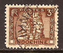 Indo-China  #  150  used .         A