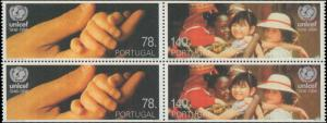 1996 Portugal #2095a, Complete Set, Booklet, Never Hinged