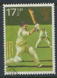Great Britain SG 1137 - Used - Sports