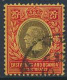 East Africa & Uganda Protectorate Used - SG 50 SC#46 - see details
