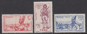 Togo B10A-C mint