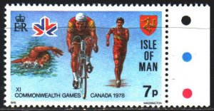 Isle Of Man. 1978. 132. Cycling. MNH.
