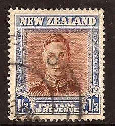 New Zealand  #  266  used