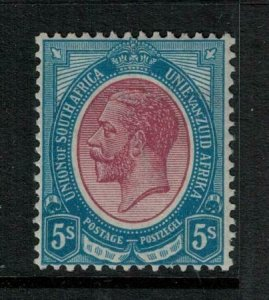 South Africa 1913-1924 SC 14 Mint