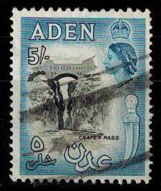 Aden 58a used VF