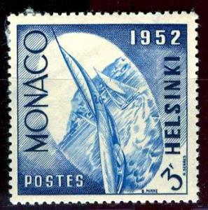 Monaco; 1953; Sc. # 297; **/MNH Single Stamp