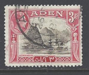 Aden  Sc # 22, SG # 22 used (DT)