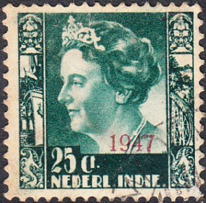 Netherlands Indies #272  Used