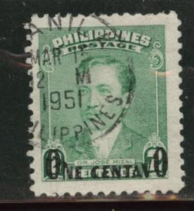 Philippines Scott o56 used