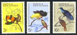 HALF-CAT BRITISH SALE: PAPUA & NEW GUINEA #188-98 Mint NH