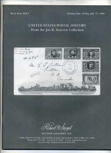 Siegel Mail Sale US Postal History
